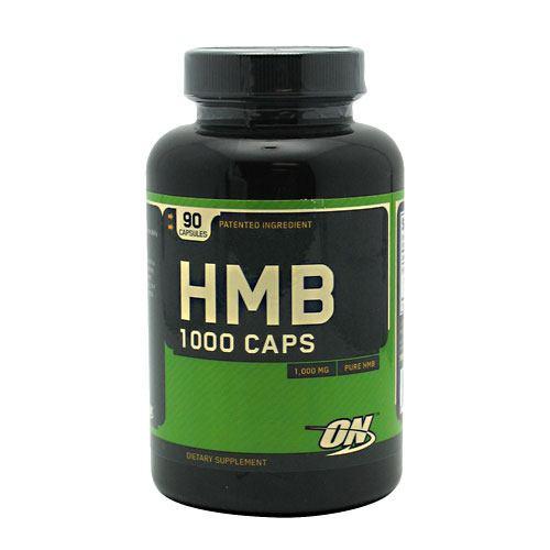 Hmb 1000 Caps, 90 Capsules, 90 Capsules