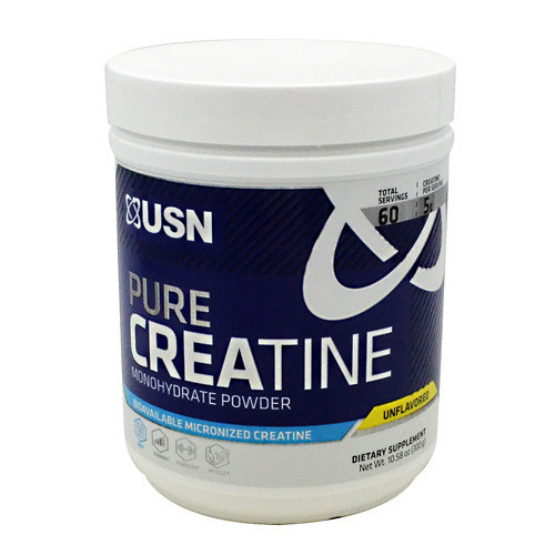 Pure Creatine, Unflavored, 60 Servings