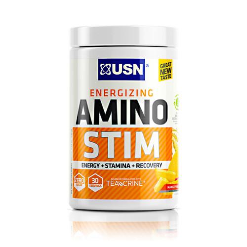 Amino Stim, Mango Pineapple, 30 Servings