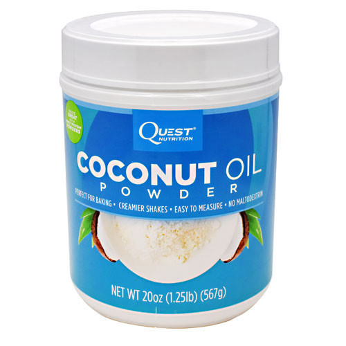 Coconut Oil Powder, 20 oz (1.25 lbs)