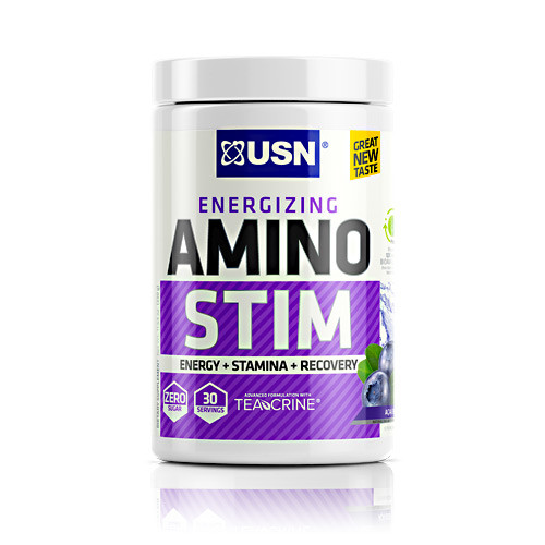 Amino Stim, Acai Berry, 30 Servings