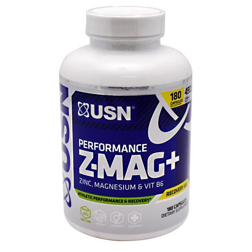 Performance Z-mag +, 180 Capsules, 180 Capsules