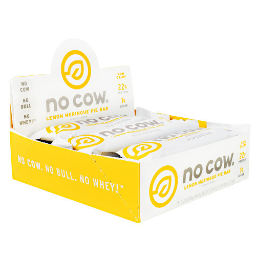 No Cow Bar, Lemon Meringue Pie, 12 (2.12 oz) Bars