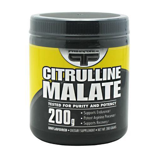 Citrulline Malate, 200 G, 200g