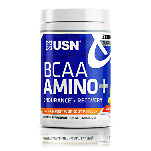 Bcaa Amino +, Mango Pineapple, 30 Servings