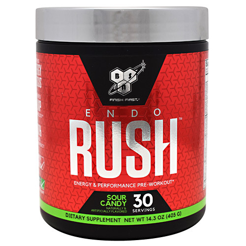 Endorush, Sour Candy, 30 Servings