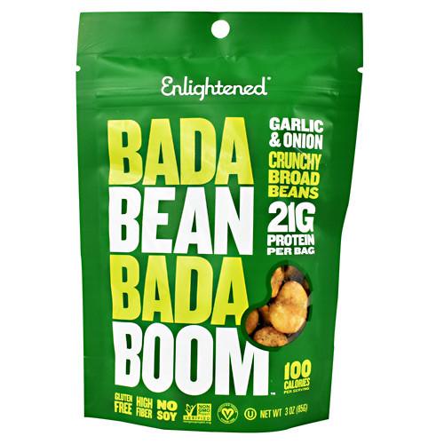 Bada Bean Bada Boom, Garlic And Onion, 6 (3 oz) Bags