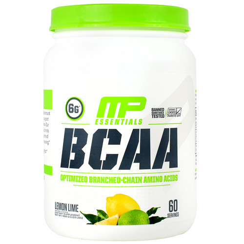 Bcaa, Lemon Lime, 60 Servings (468 g)