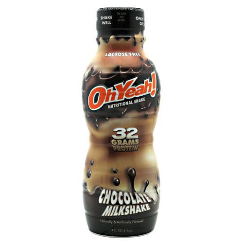 Protein Shake Rtd, Chocolate Milkshake, 12 - 14 oz (414 mL) Bottles