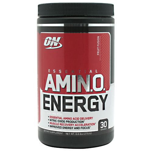 Essential Amino Energy, Fruit Fusion, 30 Servings
