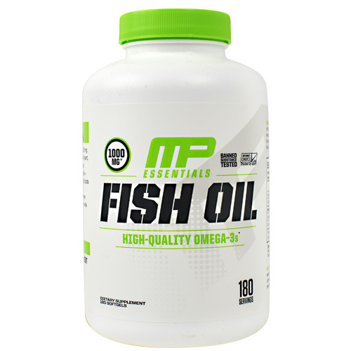 Fish Oil, 180 Softgels, 180 Softgels