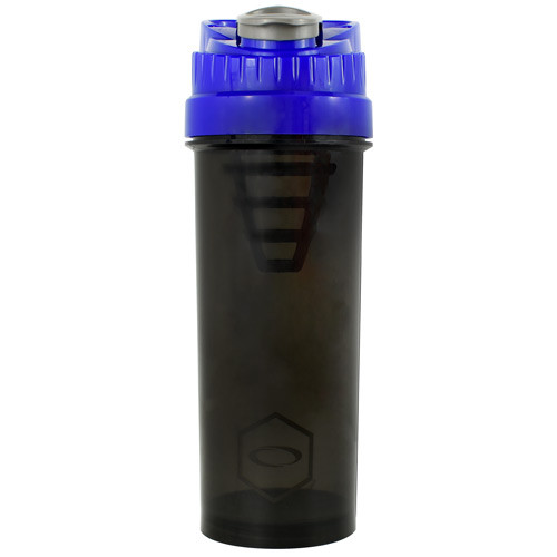 Cyclone Cup Shaker, Smoked Blue, 32 OZ