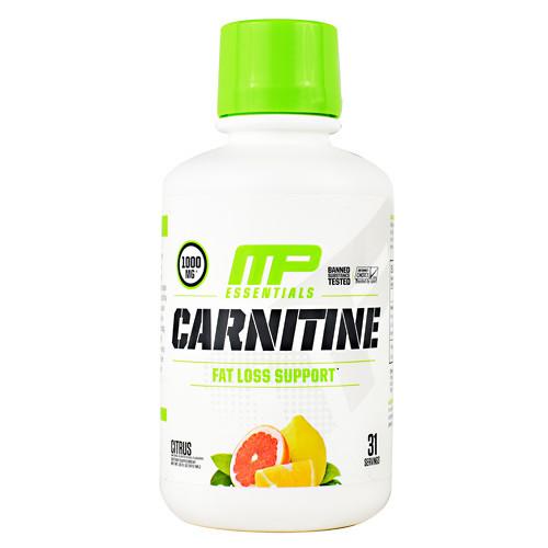Carnitine, Citrus, 31 Servings (16 fl oz)