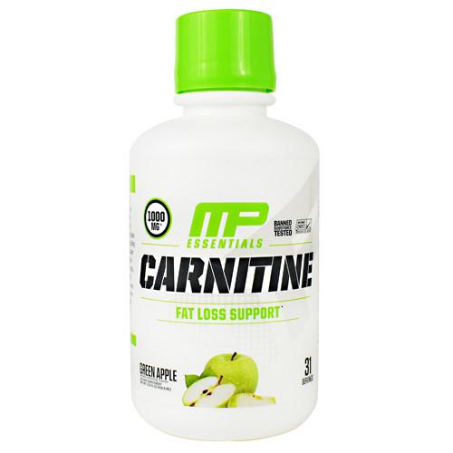 Carnitine, Green Apple, 31 Servings (15.5 fl oz)
