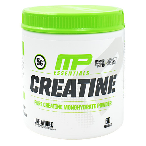 Creatine, 60 Servings, Unflavored, 60 Servings (300g)