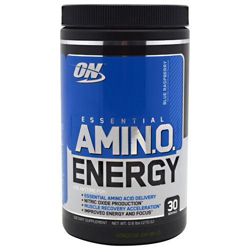Essential Amino Energy, Blue Raspberry, 30 Servings