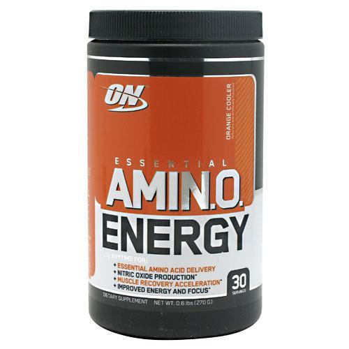 Essential Amino Energy, Orange Cooler, 30 Servings
