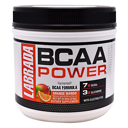 Bcaa Power, Orange Mango, 30 Servings