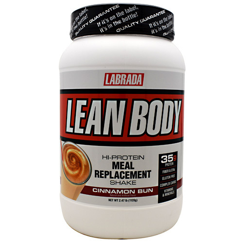 Lean Body, Cinnamon Bun, 2.47 lb (1120 g)