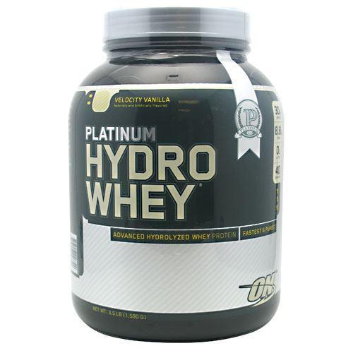Hydrowhey, Velocity Vanilla, 3.5 lbs (1590 g)