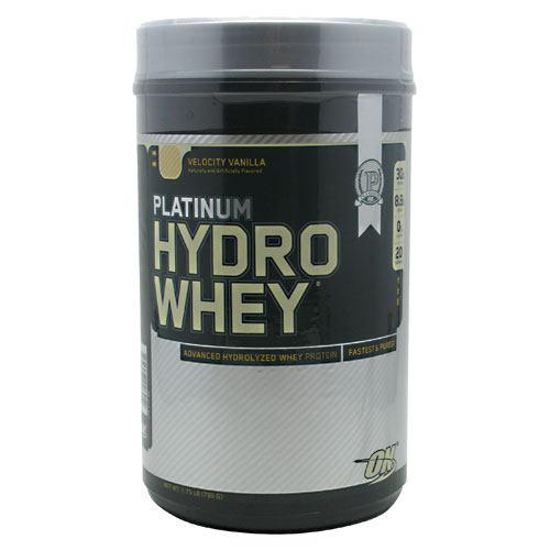 Hydrowhey, Velocity Vanilla, 1.75 lbs (795 g)