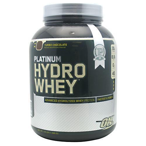 Hydrowhey, Turbo Chocolate, 3.5 lbs (1590 g)