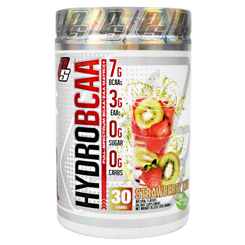 Hydrobcaa, Strawberry Kiwi, 30 Servings (15.3oz)