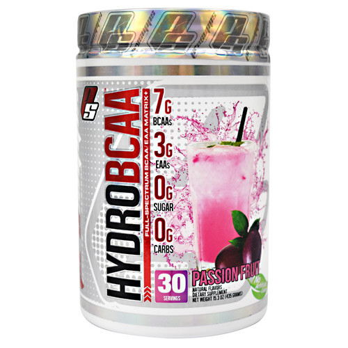 Hydrobcaa, Passion Fruit, 30 Servings (15.3oz)