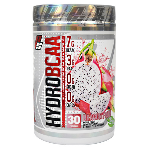 Hydrobcaa, Dragon Fruit, 30 Servings (15.3oz)
