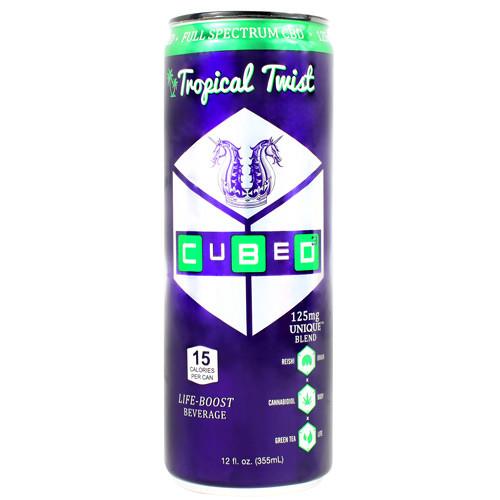 Life-boost, Tropical Twist, 12 - 12 fl oz. cans