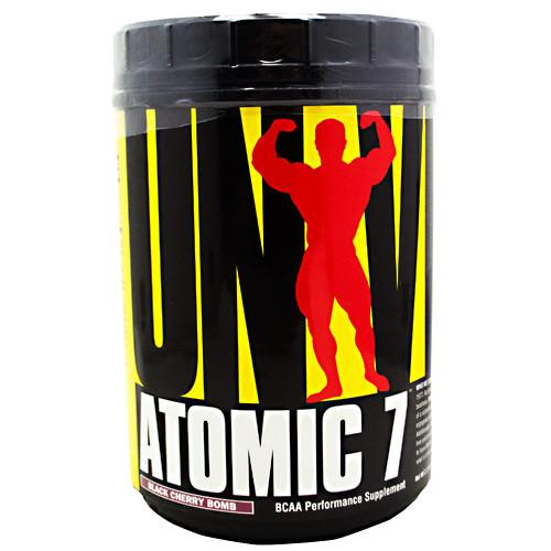 Atomic 7, Black Cherry Bomb, 78 servings