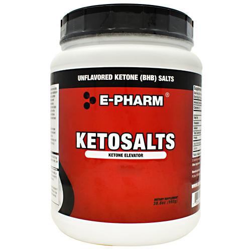 Ketssalts, Unflavored, 60 Servings (38.8 oz)