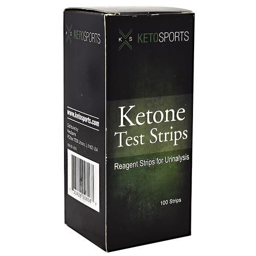 Ketone Test Strips, 100 Strips, 100 Strips