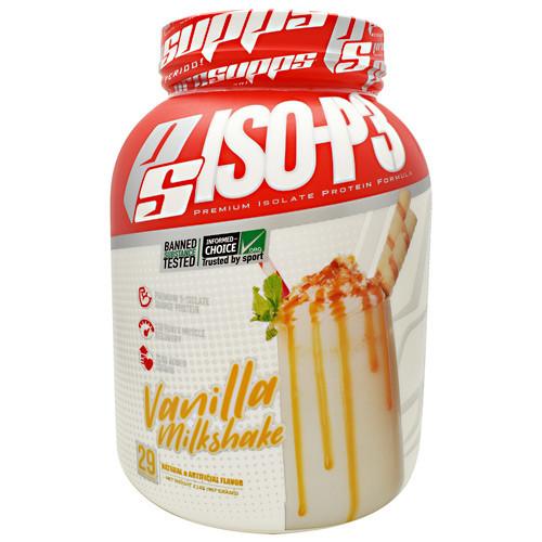 Iso-p3, Vanilla Milkshake, 2 lbs. (907 Grams)