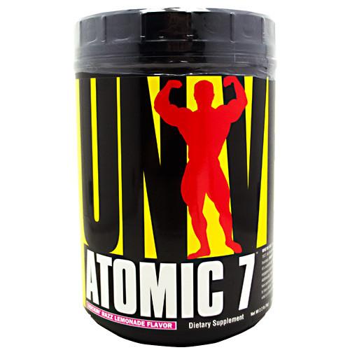 Atomic 7, Rockin' Razz Lemonade, 75 servings