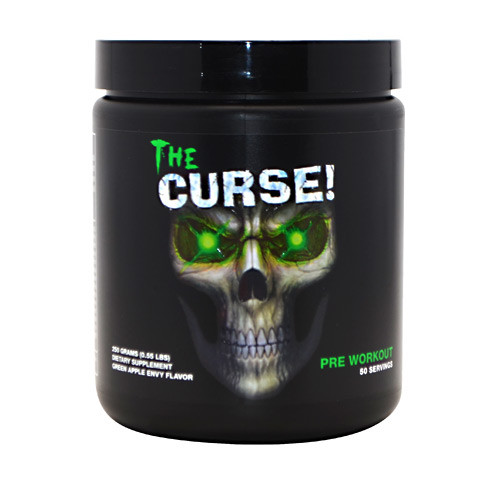 The Curse, Green Apple Envy, 50 Servings