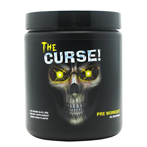 The Curse, Lemon Rush, 50 Servings