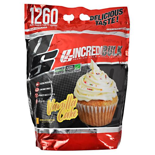 Incredibulk, Vanilla Cake, 12lbs. (5443g)