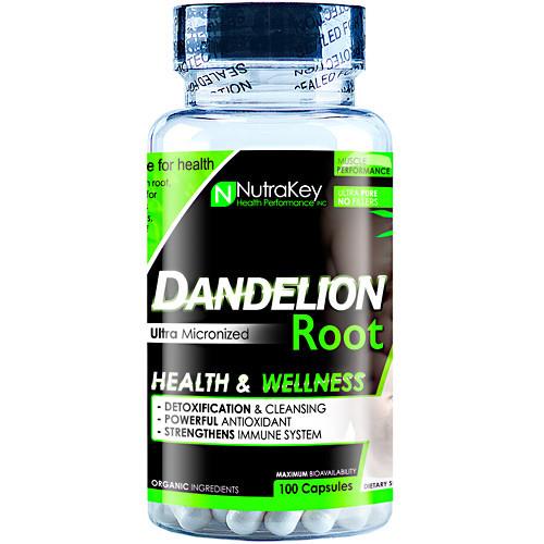 Dandelion Root, 100 Capsules, 100 Capsules