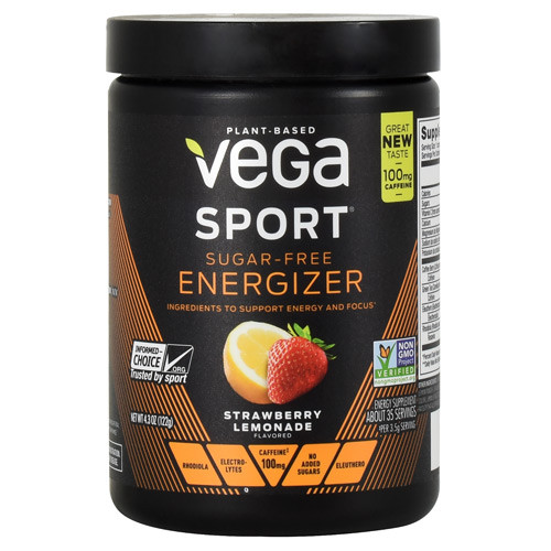 Energizer Sugar-free, Strawberry Lemonade, 35 Servings (4.3 oz)