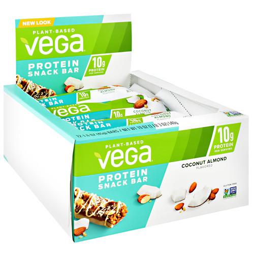 Protein Snack  Bar, Coconut Almond, 12 (1.6 oz) Bars