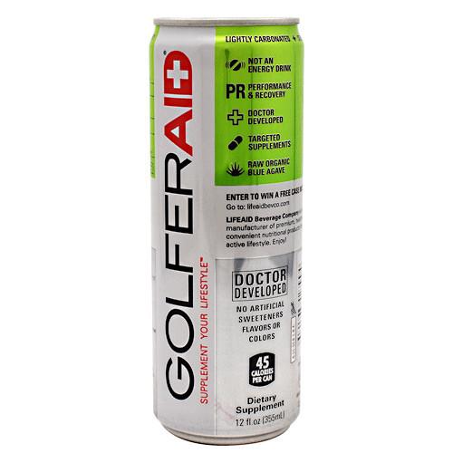 Golferaid, 12 - 12 fl oz (355mL) cans