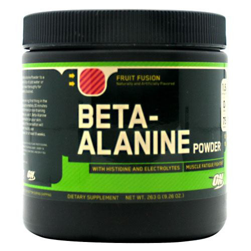 Beta-alanine, Fruit Fusion, 75 Servings