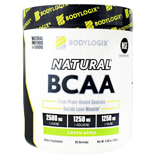 Natural Bcaa Green Apple 30/sr