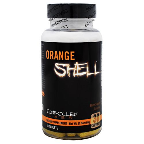 Orange Shell, 60 Tablets, 60 Tablets