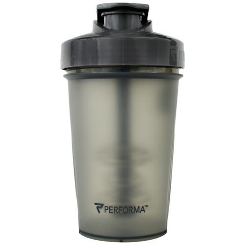Shaker Bottle, Slate, 20 oz (500ml)