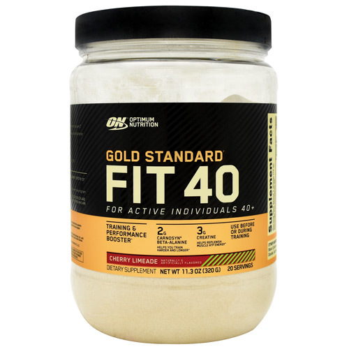 Fit 40 Muscle Health Crylm 20/