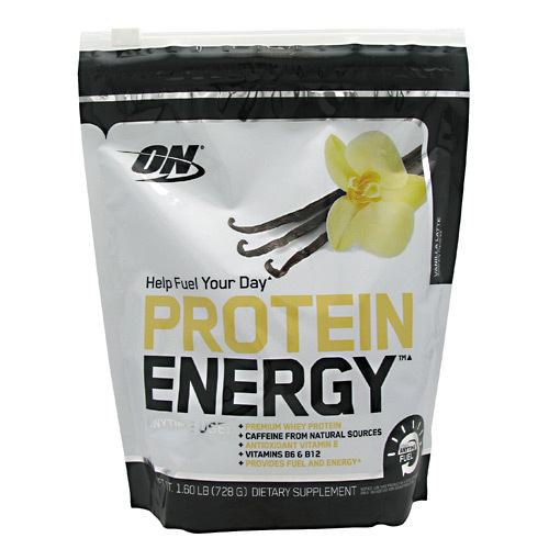 Protein Energy, Vanilla Latte, 52 Servings