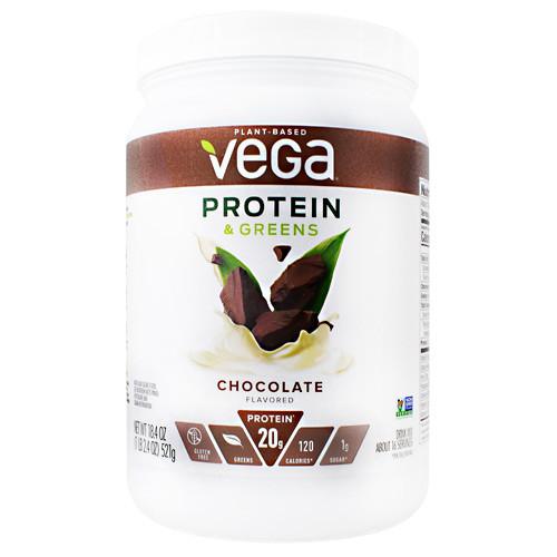 Protein & Greens Choc 1lb