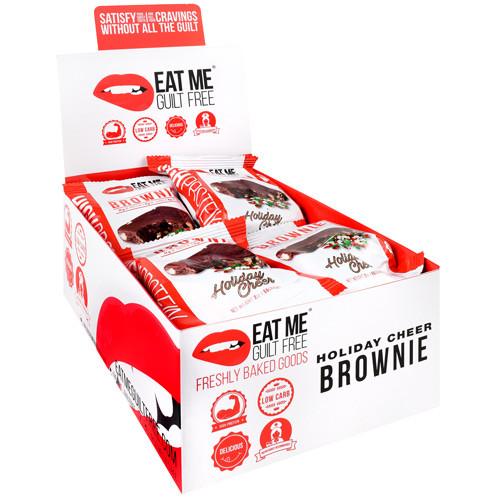 Brownie, Holiday Cheer, 12 (2 oz) Brownies